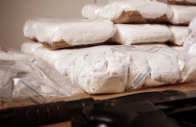 Over 6 kg heroin seized (File Photo)