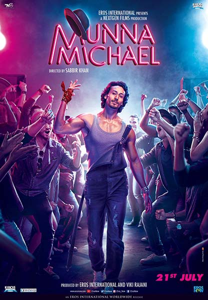 First look of Munna Michael