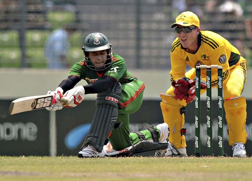 Bangladesh v/s Australia