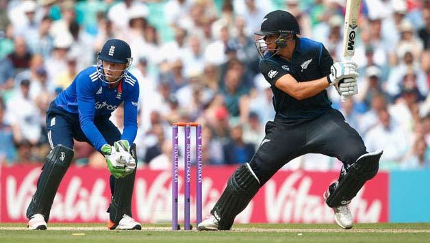 Champions Trophy: England - New Zealand