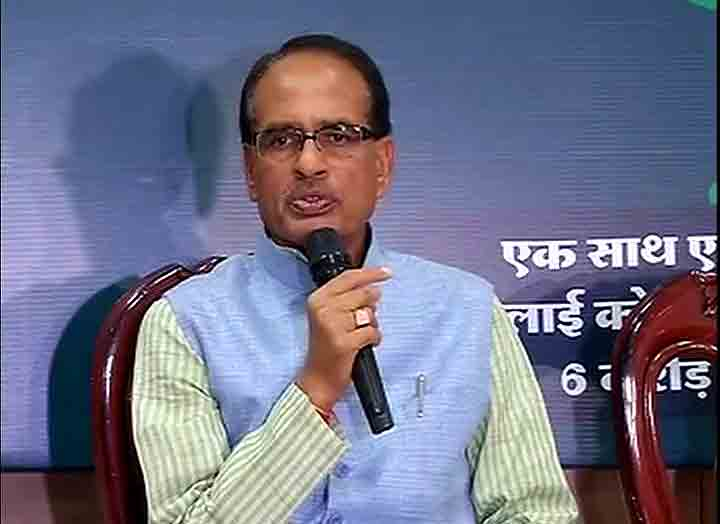 Shivraj Singh Chouhan, MP Chief Minister
