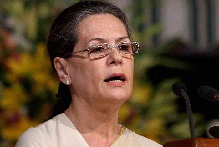 Sonia Gandhi, Congress party president