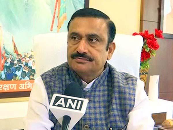 Madhya Pradesh Home Minister Bhupendra Singh