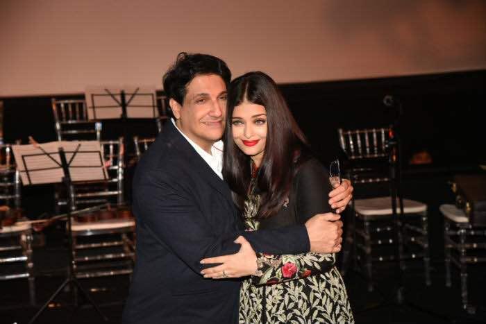 Aishwarya Rai Bachchan at Hrudayantar musice launch