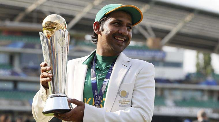 Pakistan captain Sarfraz Ahmed