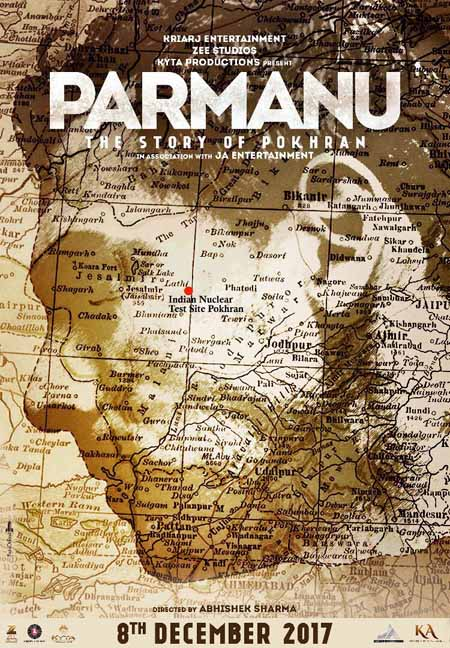 Parmanu first look