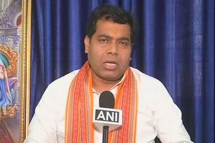 Uttar Pradesh cabinet minister Shrikant Sharma