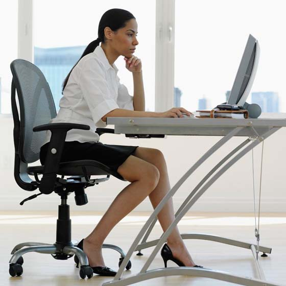 A new research now shows prolonged sitting may be harmful