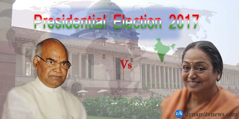 Ramnath Kovind vs Meira Kumar