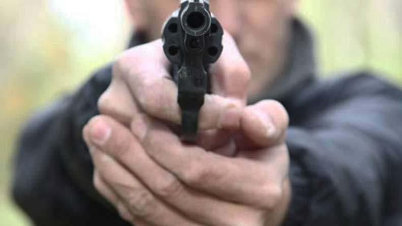 A trader shot dead (File Photo)
