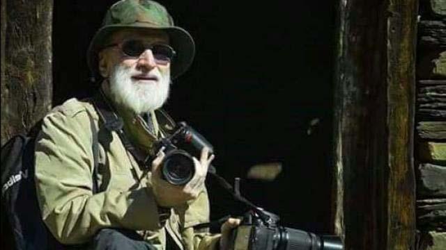 Amateur photographer Kamal Joshi