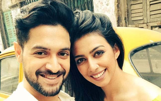 Vikram Chatterjee and Sonika Singh Chauhan