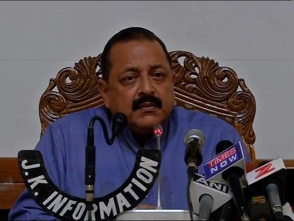Minister of State (MoS) in the Prime Minister's Office (PMO) Jitendra Singh