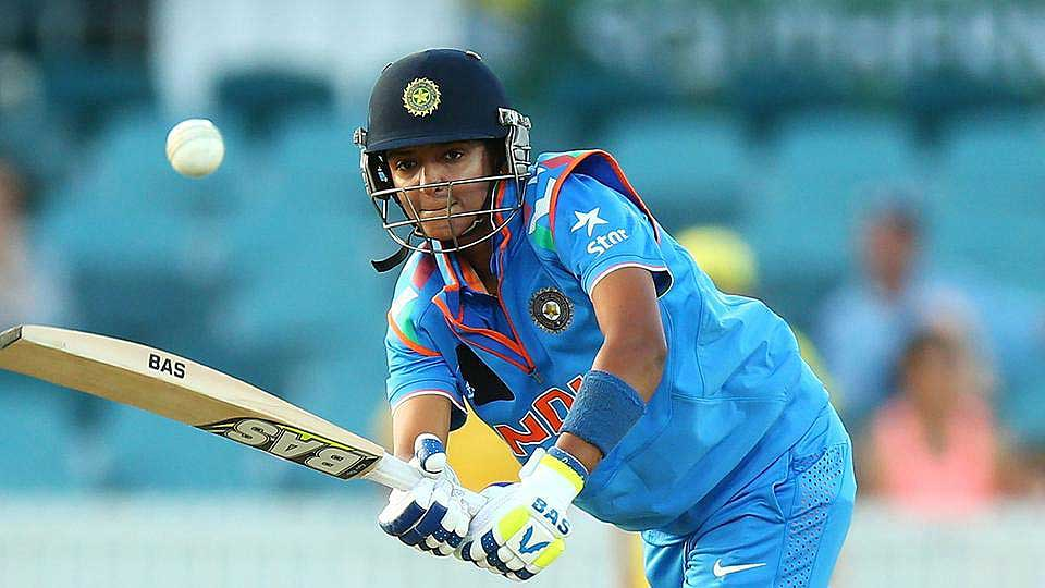 Harmanpreet Kaur, Women Cricket team