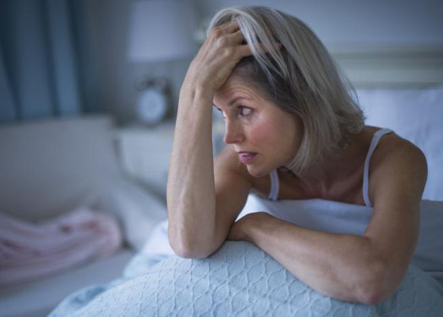 Breathing problems during sleep may be a signal of an increased risk for Alzheimer's disease (File Photo)