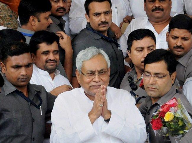 Nitish Kumar, Bihar CM