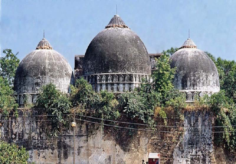 A view of Babri Masjid (File Photo)