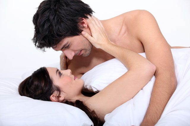 This varies by gender and marriage status, with nearly no married males going without sex for a long duration. (File Photo)