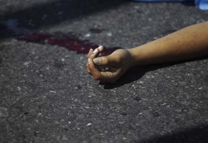 A view of girl dead (File Photo)