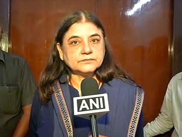 Union Minister of Women and Child Development Maneka Gandhi