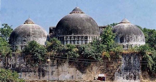 A view of Babri Masjid (File Photo)