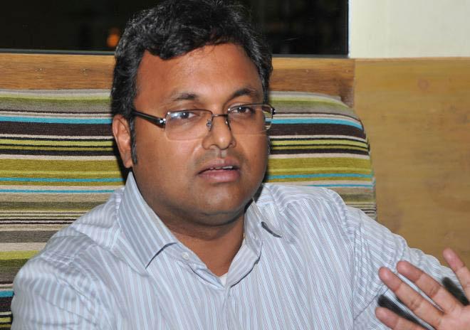 Karti Chidambaram (File Photo)