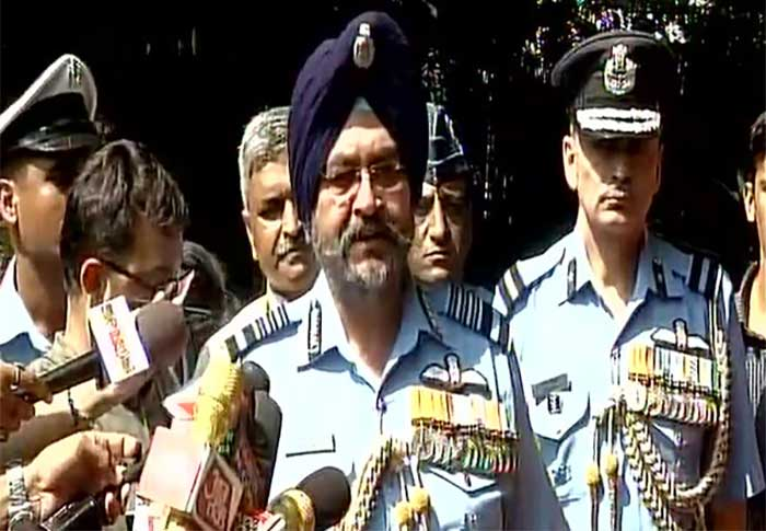 Air Chief Marshal, B.S. Dhanoa speaks on late Marshal of IAF Arjan Singh