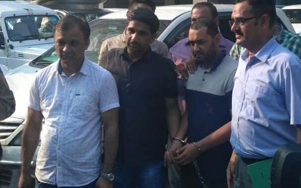 Delhi Police special arrested al-Qaeda terror suspect
