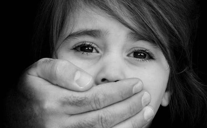 A minor girl raped by man (File Photo)