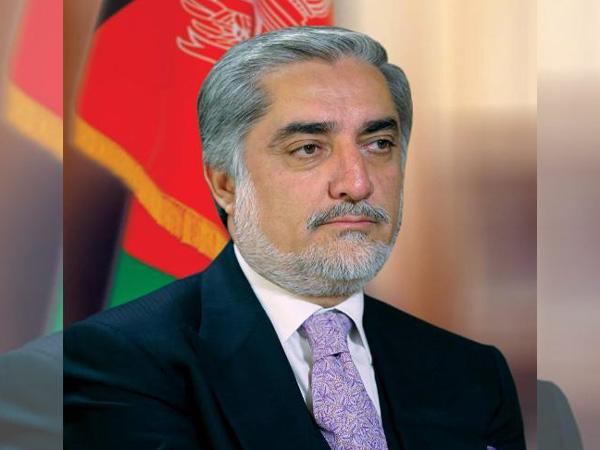 Afghan Chief Executive Abdullah Abdullah