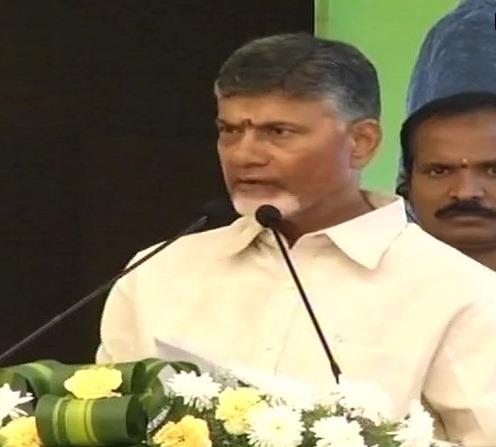 Andhra Pradesh CM  N. Chandrababu Naidu