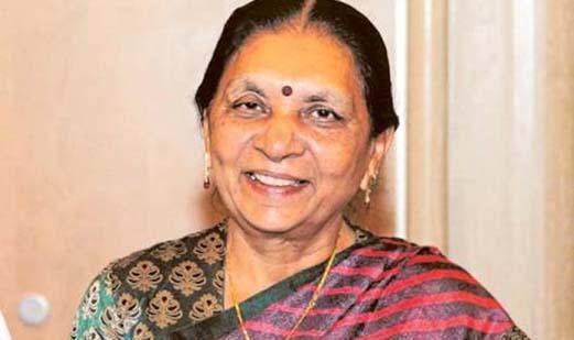 BJP leader Anandiben Patel