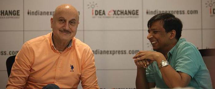 FTII Chairman Anupam Kher (File Photo)