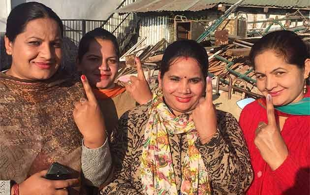 Polling underway in Himachal Pradesh
