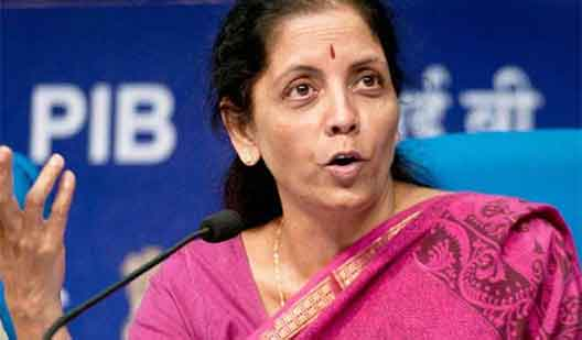Nirmala Sitharaman (File Photo)