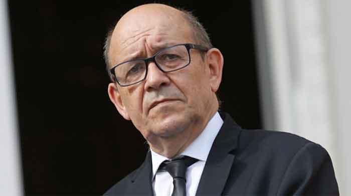 Jean-Yves Le Drian (File Photo)