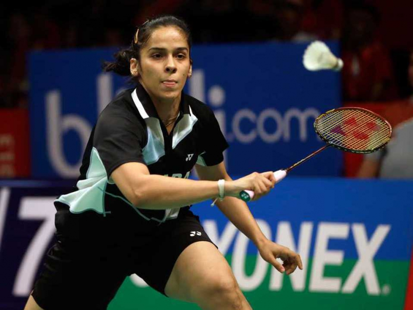 Ace Indian shuttler Saina Nehwal