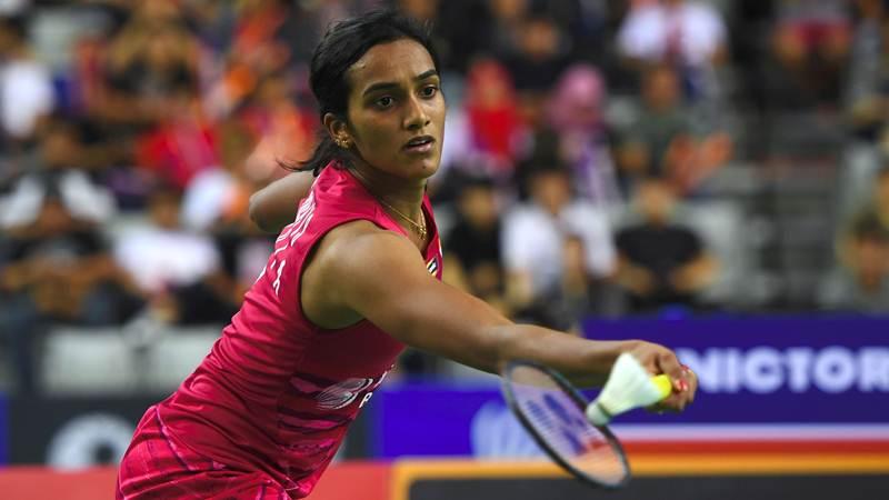 Rio Olympic silver-medallist PV Sindhu