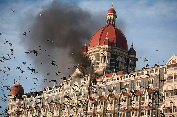 Mumbai 26/11 attack (File Photo)