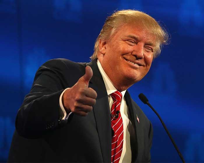 Donald Trump, US President (File Photo)