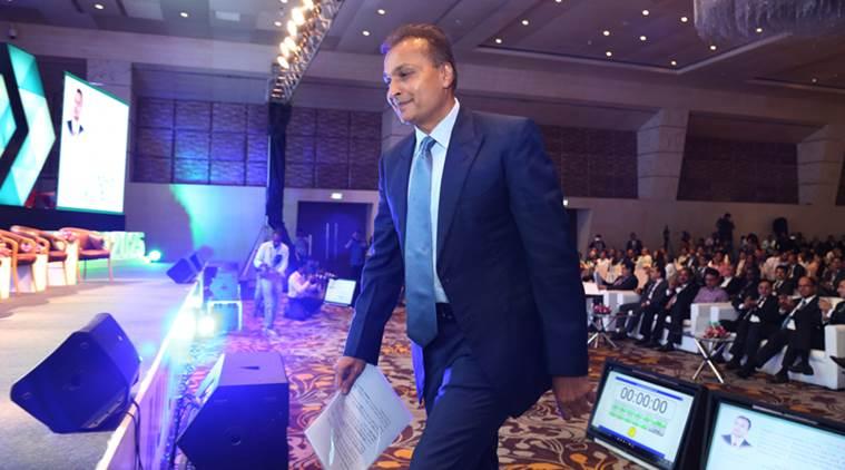 Reliance Communications chairman Anil Ambani