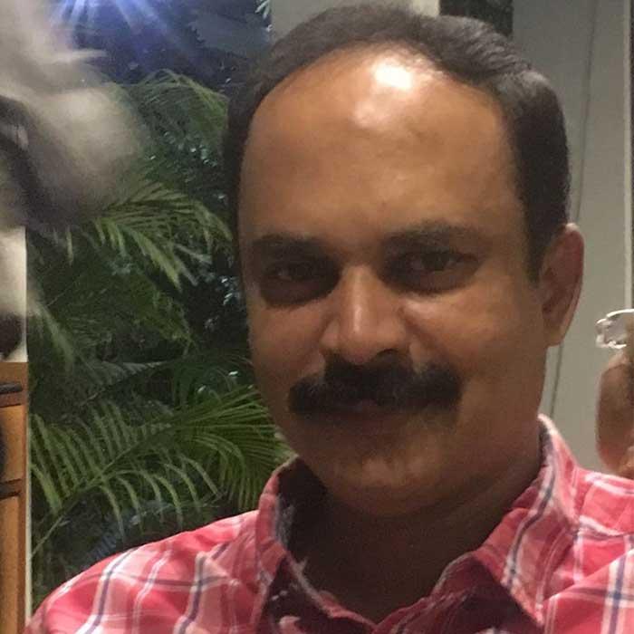 D Anoop Kumar (File Photo)