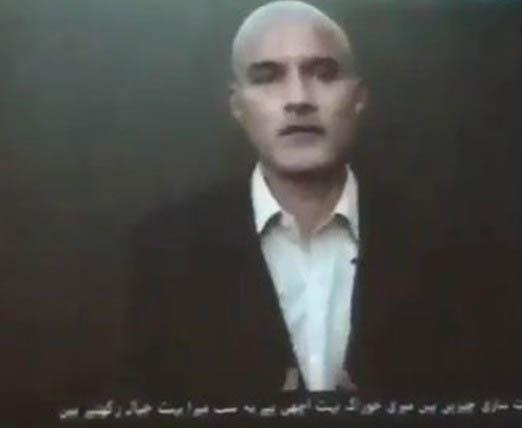 Pakistan taking care of me,' says Jadhav in new propaganda video