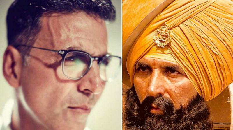Akshay begins 2018 with 'KESARI'