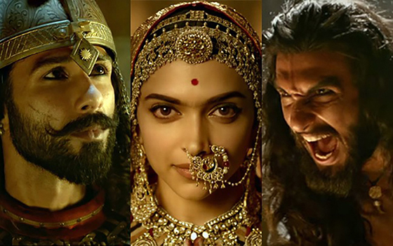 Cast of Padmavat