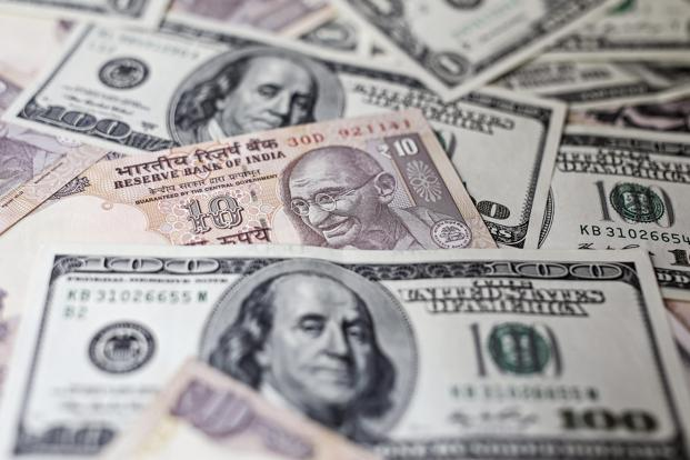 Rupee rebounds 11 paise