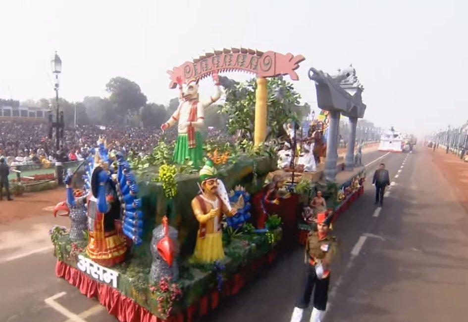 India's diversity displayed
