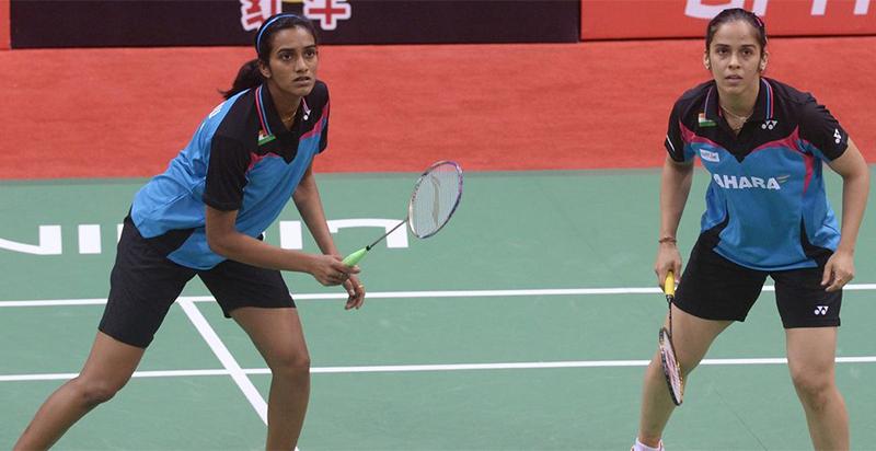 PV Sindhu & Saina Nehwal