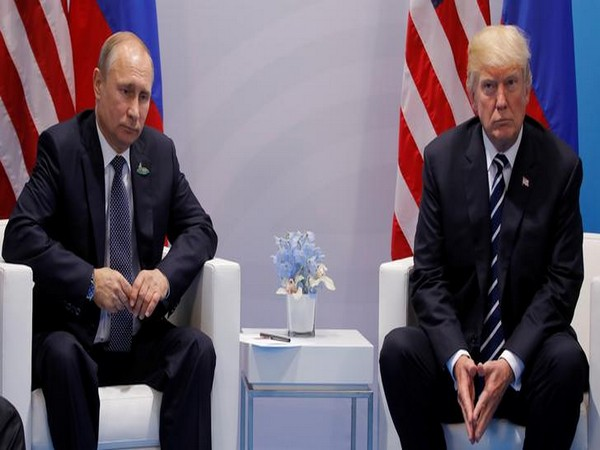 American President Donald Trump and Russian President Vladimir Putin