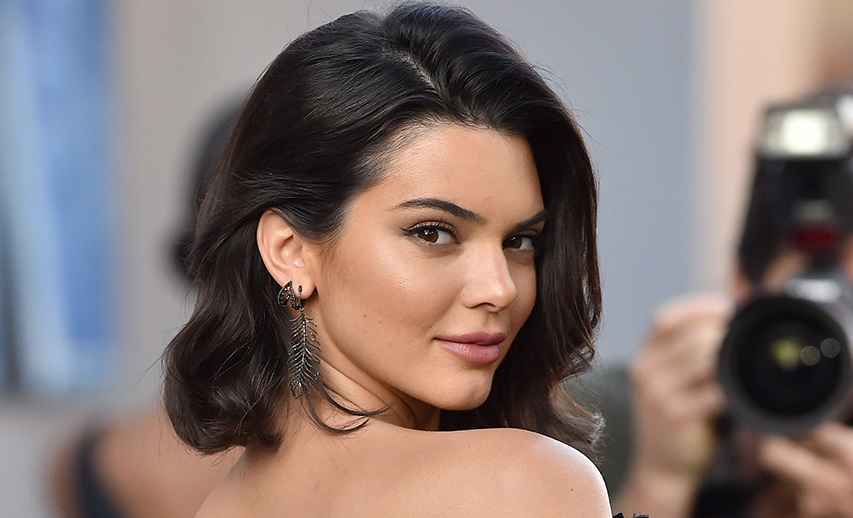 Hollywood actor Kendall Jenner